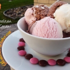 Neapolitan Ice-Cream - My Grandfather's Favourite!