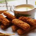 Fish Sticks and Cream of Chicken Soup