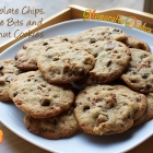 Chocolate Chips, Toffee Bits and Walnut Cookies