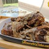 Slow Cooker Turkey Legs