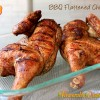 BBQ Flattened Chicken