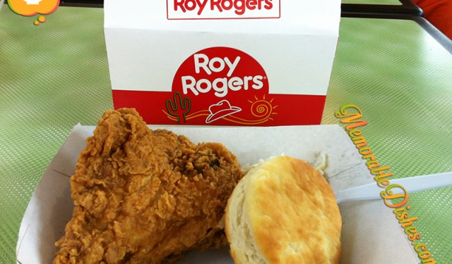 Roy Rogers Fried Chicken