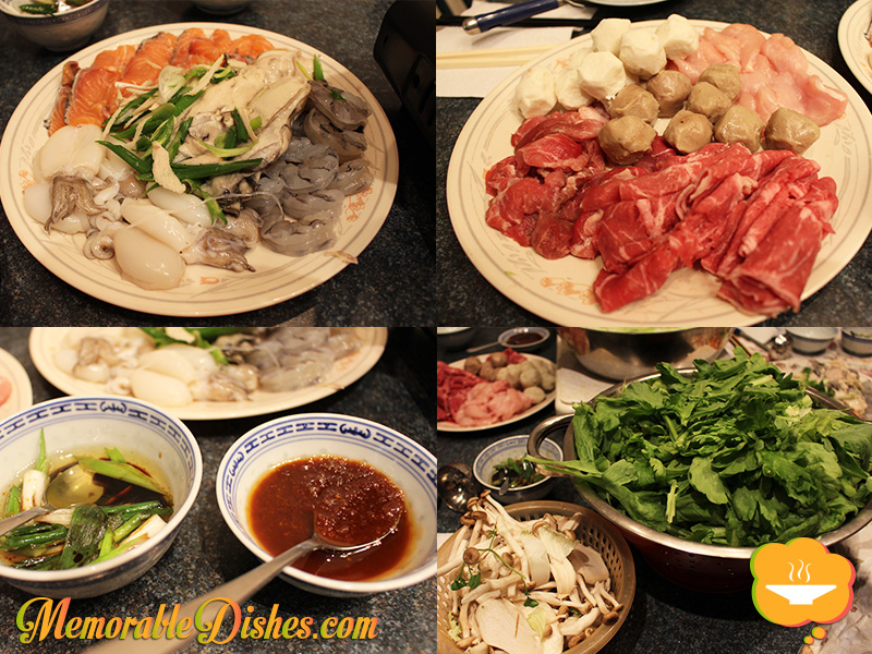 Chinese Hot Pot Ingredients